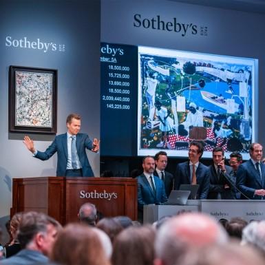 Sothebys selling KJM
