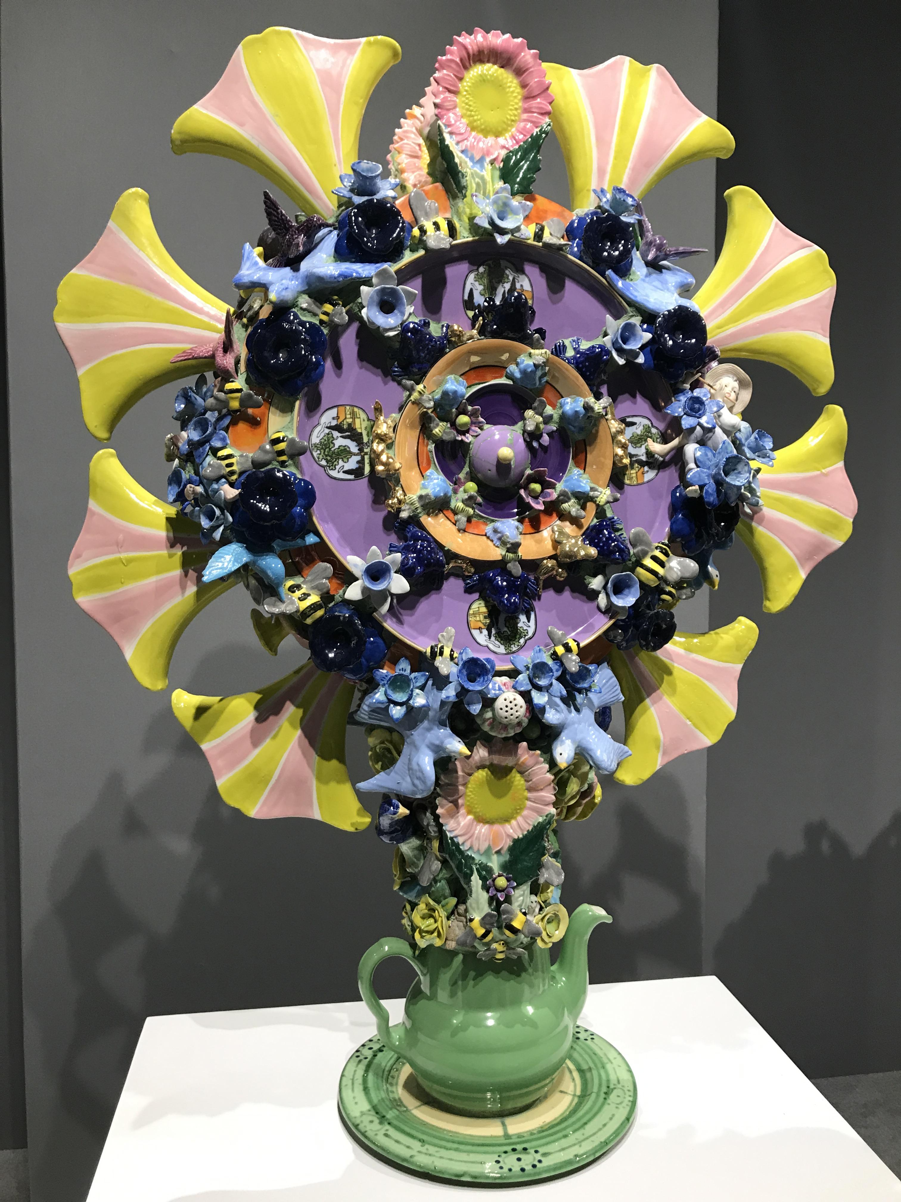 Joan Bankemper Belmont Ceramic