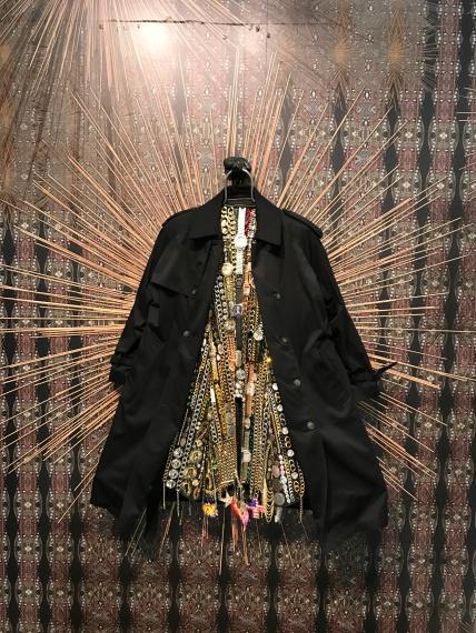 Nick Cave Hustle Coat