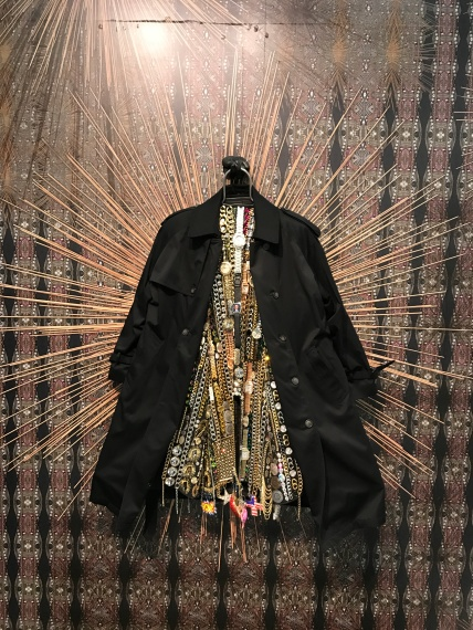 Nick Cave Hustle Coat