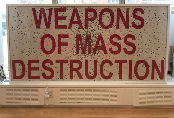 Margaret Roleke Weapons of Mass Destruction