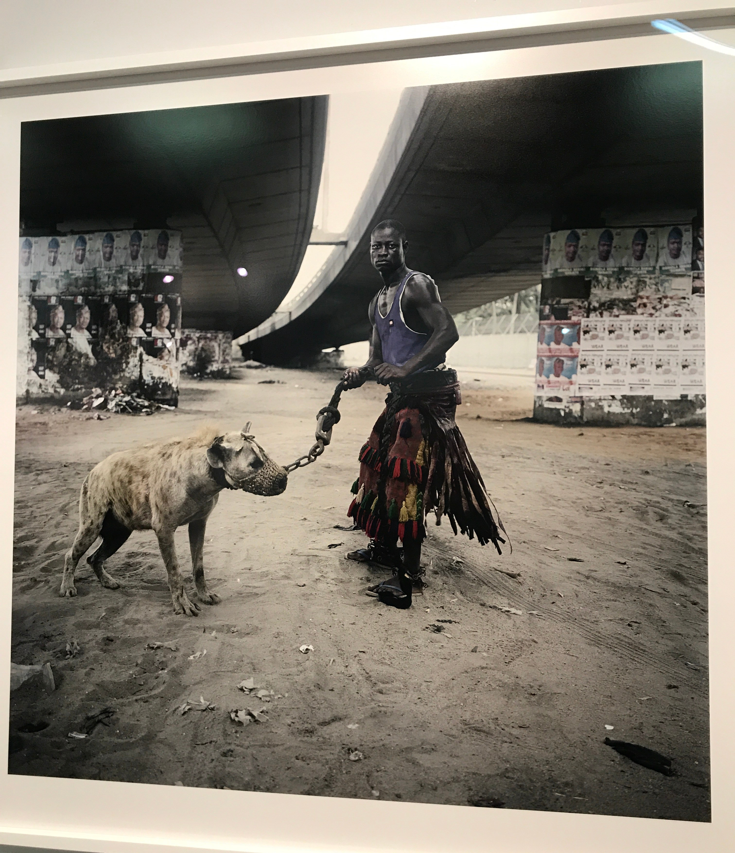 Pieter Hugo Hyena and Other Men