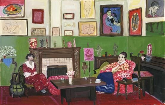 Maira Kalman - Alice & Gertrude
