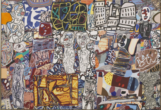 Dubuffet - Mele moments 1976
