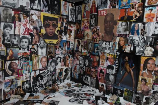 Diallo - Collage for New York Magazine