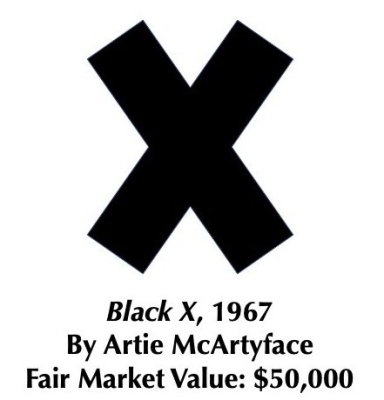 Black X FMV-50,000