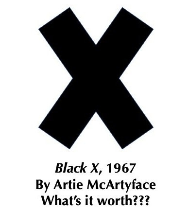 Clients Black X - Artie McArtyface