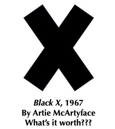 Clients Black X - Artie McArtyface