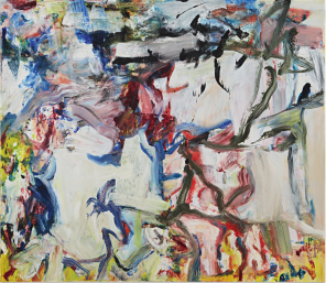 Willem de Kooning, Untitled XXII (1977)