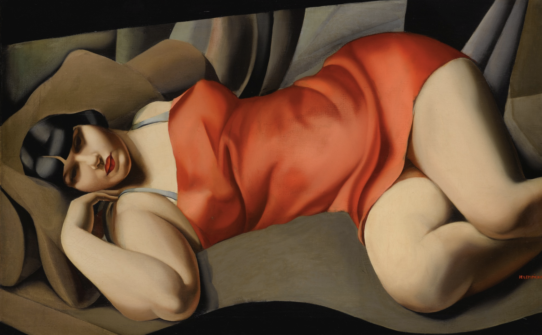 Lempicka - La Tunique Rose