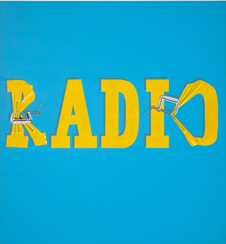 Ruscha - Hurting the Word Radio #2